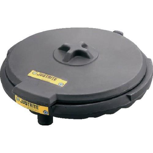AS ドラム缶用ポリロート用フタ(1485902)