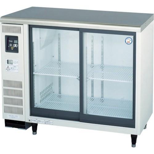 福島工業 スライド扉小型冷蔵ショーケース 207L(TGU40RE)