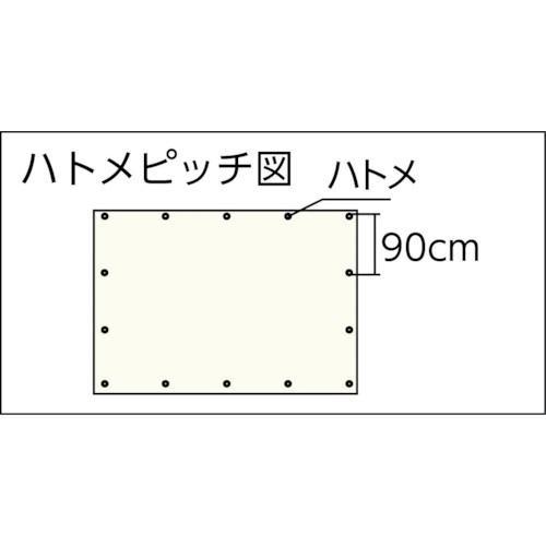 萩原 #3000 ターピーODグリーンシート(TPOD1818)|paintandtool|02