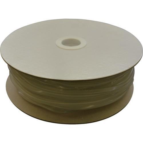 光 シリコンチューブ溝型ドラム巻き5.9×8.8×80m(SCV280W)