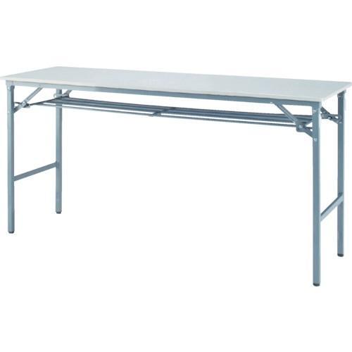アイリスチトセ 折畳みテーブル 樹脂天板 1500×450 アイボリー(BTS1545PP) アイリスチトセ 折畳みテーブル 樹脂天板 1500×450 アイボリー(BTS1545PP)