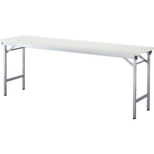 アイリスチトセ 折畳みテーブルOTN 棚無し1845サイズ ホワイト(OTN1845W) アイリスチトセ 折畳みテーブルOTN 棚無し1845サイズ ホワイト(OTN1845W)