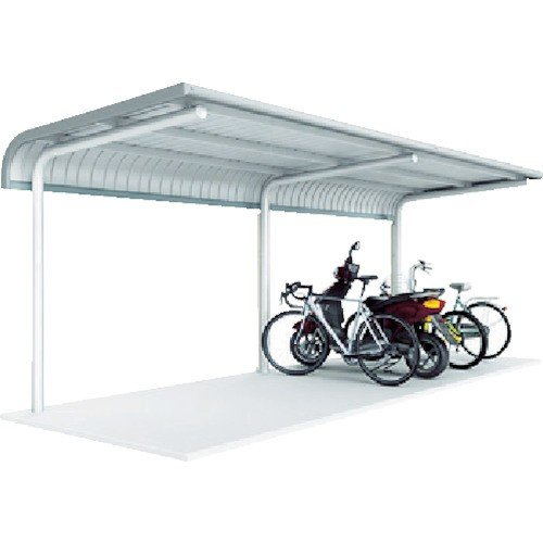 イナバ 自転車置場 BPタイプ 埋め込み式(BP24UL)