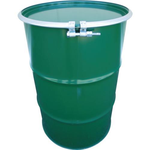 JFE 鋼製ドラム缶 オープンタイプ ボルトバンド式 100L(KD100BST)