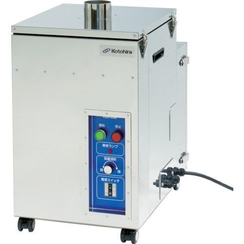 コトヒラ クリーンルーム用集塵機 6立米タイプ(KDCC06)