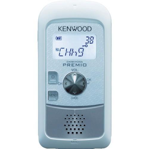 ケンウッド 特定小電力トランシーバー(UBZS20WH)