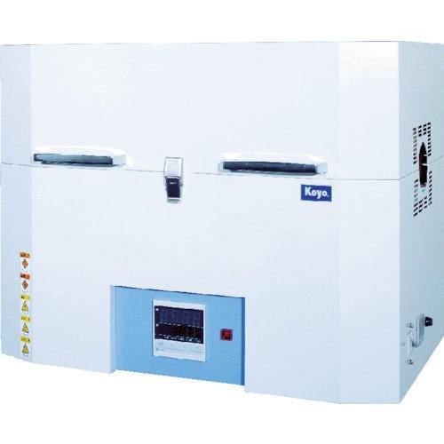 光洋 小型チューブ炉 1100℃シリーズ 1ゾーン制御タイプ 温度調節計仕様(KTF030N1)