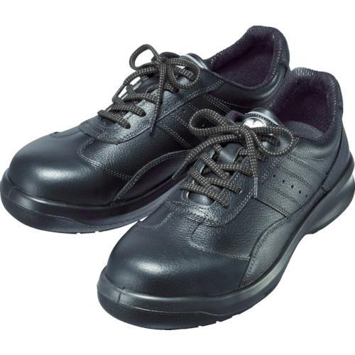 ミドリ安全 レザースニーカータイプ安全靴 G3551(G3551BK27.5)