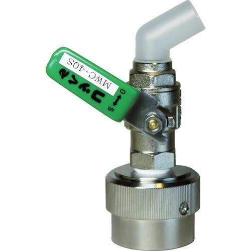 ミヤサカ コッくん取付部強化タイプ レバー緑(MWC40SG)