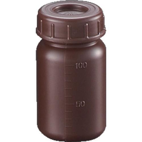 サンプラ PE広口遮光瓶 100ml(2910)