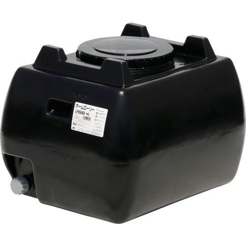 スイコー ホームローリータンク200 黒(HLT200BK)