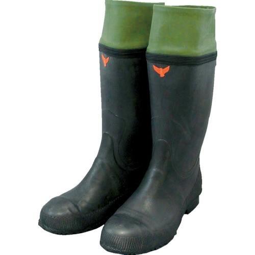 SHIBATA 防雪安全長靴(裏無し)(SB31124.5)