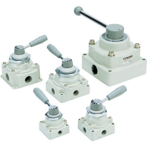 SMC ハンドバルブ(3ポジション/エキゾーストセンタ)(VH30102) SMC ハンドバルブ(3ポジション/エキゾーストセンタ)(VH30102) SMC ハンドバルブ(3ポジション/エキゾーストセンタ)(VH30102) bd4