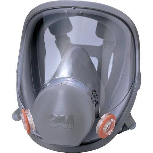 3M 防毒マスク全面形面体 6000F Lサイズ(6000FL)