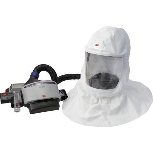 3M バーサフロー 電動ファン付き呼吸用保護具 国家検定合格品(JTRS655J)