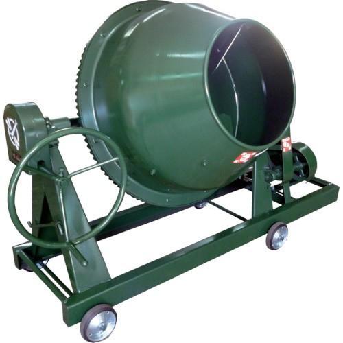 トンボ グリーンミキサ4切丸ハンドル車輪モーター付(NGM4M15)