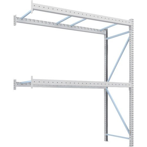 TRUSCO パレットラック1トン用2500X1000XH3000 2段 連結(1D30B25102B) TRUSCO パレットラック1トン用2500X1000XH3000 2段 連結(1D30B25102B)