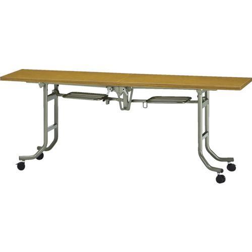 TRUSCO フライトテーブル 1800X450XH700 チーク(FLT1845) TRUSCO フライトテーブル 1800X450XH700 チーク(FLT1845)