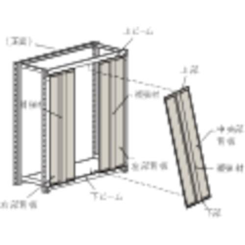 TRUSCO M2型棚用はめ込み式背板 W1800XH1800 ネオグレ(SM266) TRUSCO M2型棚用はめ込み式背板 W1800XH1800 ネオグレ(SM266)