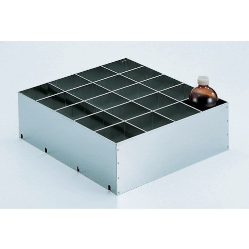 TRUSCO 耐震薬品庫 SW型用仕切板 1LビンX12本用(SW1000SS)