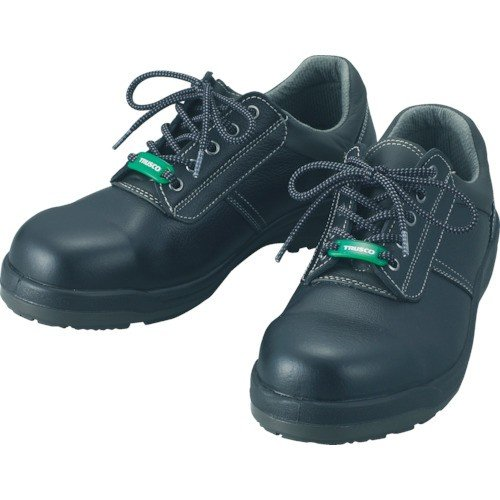 TRUSCO 快適安全短靴 JIS規格品 24.5cm(TMSS245)