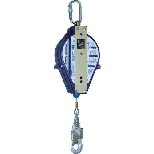 ツヨロン ウルトラロック10メートル 台付・引寄ロープ付(UL10SBX)