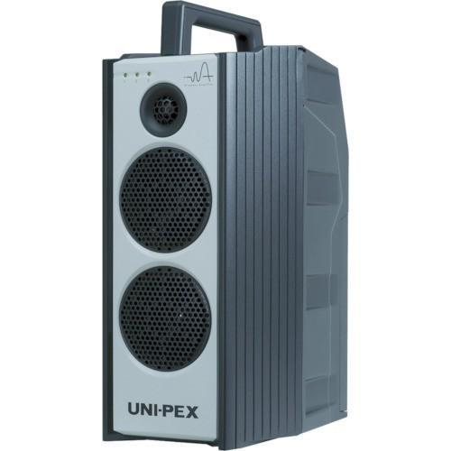 ユニペックス 防滴形ワイヤレスアンプ 300MHz帯 シングル CD/SD付き(WA371SU)