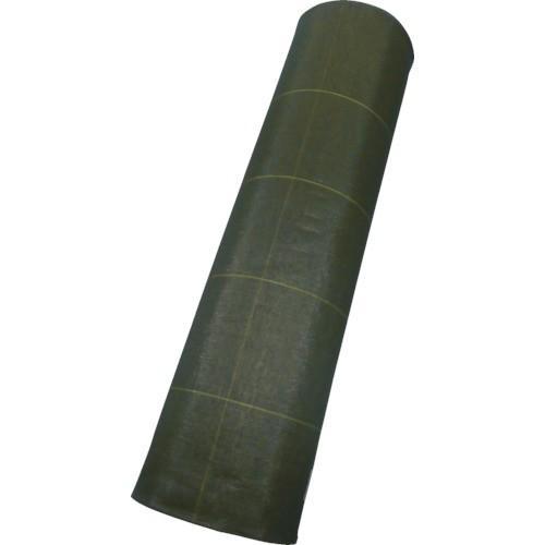 ワイドクロス 強力防草シートBB2218−1×100 ブラック(BB22181X100)