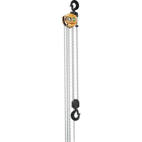 象印 ホイストマン トルコン機能付チェーンブロック3t(HM303030)