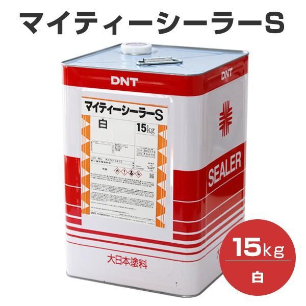 マイティーシーラーS 白 15kg (大日本塗料)