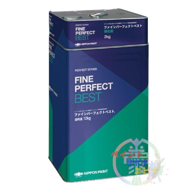 ニッペ ファインパーフェクトベスト 標準色 本店 14kgセット サービス 日本ペイント 高耐候屋根塗料