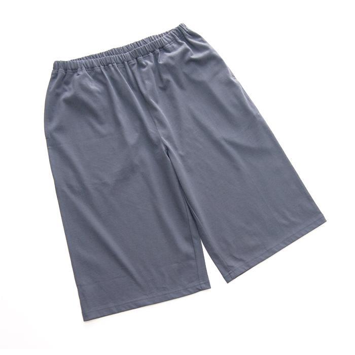 パジャマ ルームウエア メンズ 春 夏 半袖 綿100% 柔らかく軽い薄手の快適Tシャツ素材 上下セット 胸ポケット グレー/ネイビー/チャコール M/L/LL pajama 15