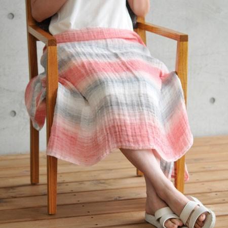 本麻 サマーブランケット リネン&ラミー 洗える 日本製 95×150cm(ハーフサイズ)|pajamakobo-lovely|04