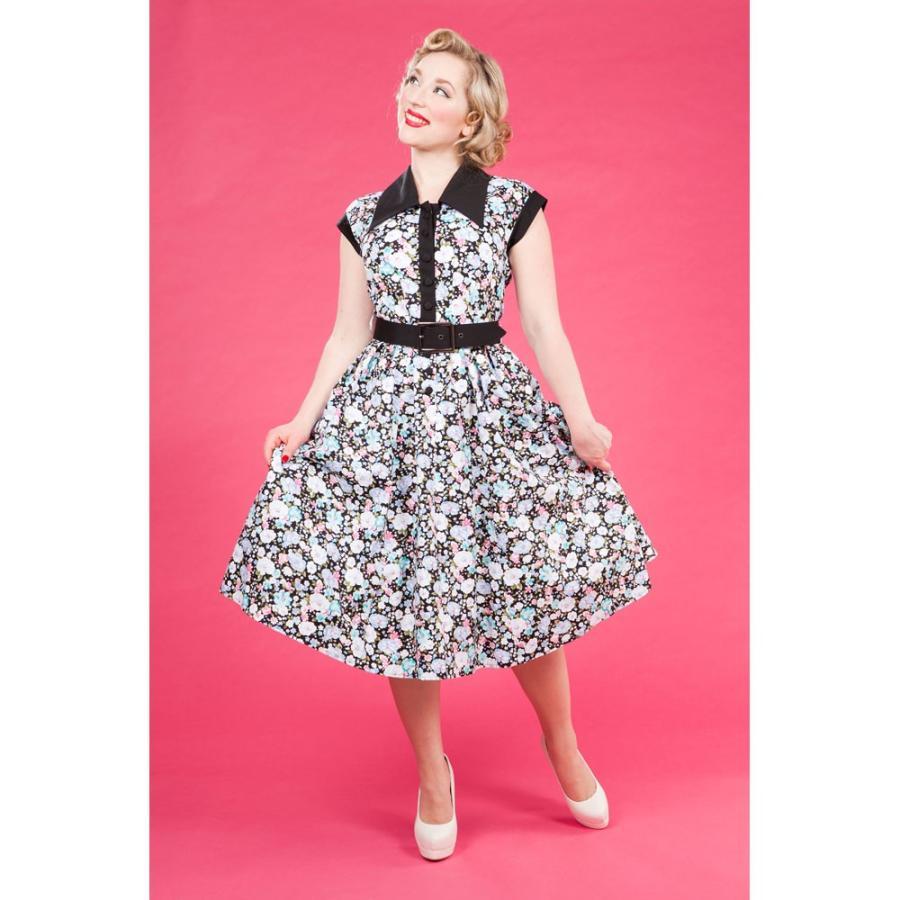 レトロワンピース 50年代風 Miss Candyfloss Dorit Lous pajamas