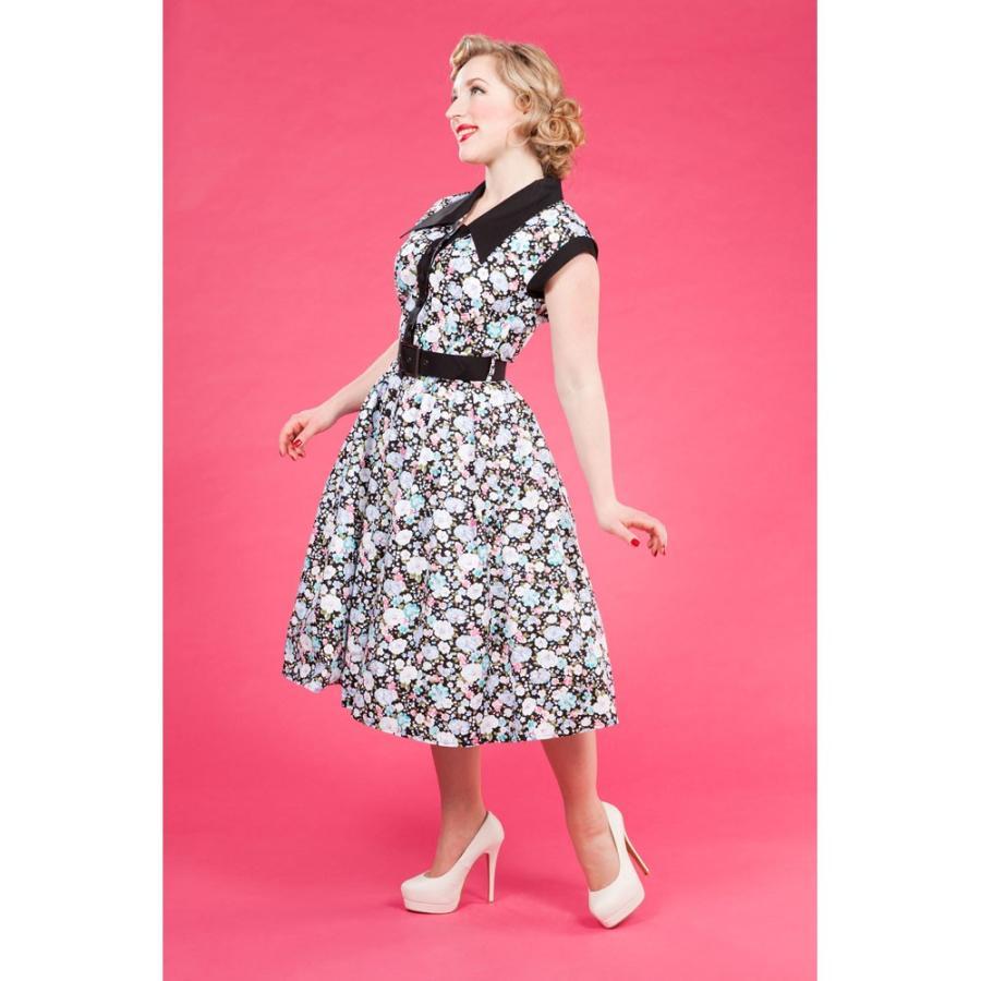 レトロワンピース 50年代風 Miss Candyfloss Dorit Lous pajamas 02