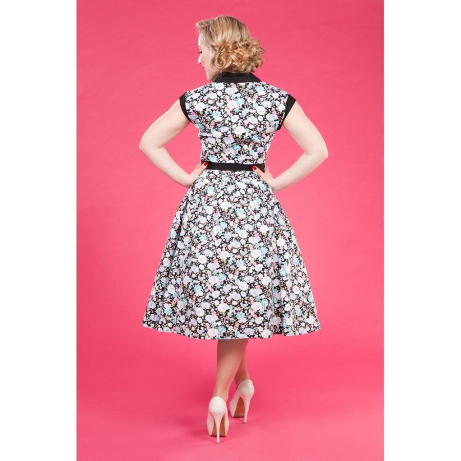 レトロワンピース 50年代風 Miss Candyfloss Dorit Lous pajamas 03