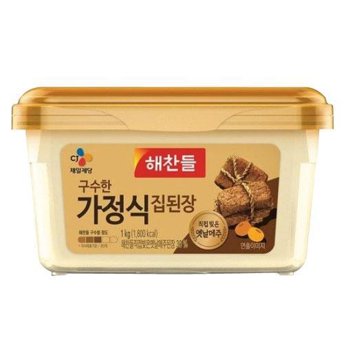 ヘチャンドル』メジュデンジャン(田舎味噌)|チゲ専用味噌(1kg ...