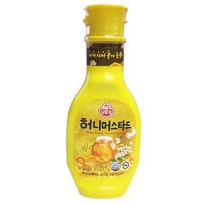 オットギ ハニーマスタードソース 265g オトギ ソース 爆売りセール開催中 マスタード韓国調味料 韓国料理 ハイクオリティ 韓国食材 韓国食品