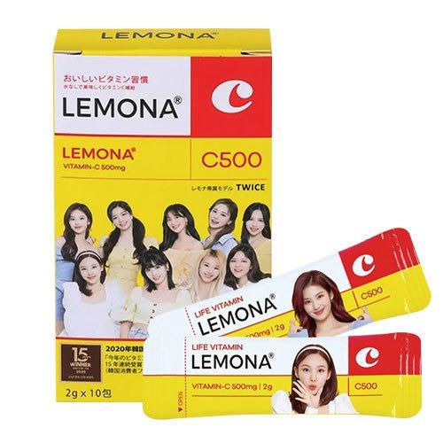海外限定 キョンナム製薬 レモナ ビタミン剤 代引き不可 2g×10包 LEMONA BTS 京南製薬 微粒のビタミン剤 健康補助食品 オススメ 韓国食品
