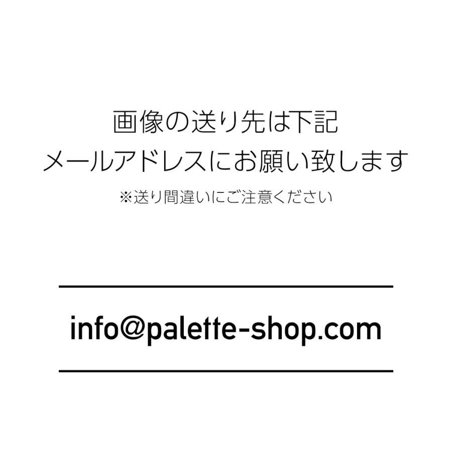 メールで画像を送るだけ!! 簡単オリジナルプリントマスク 10枚セット [白ベース]|palette-shop|06