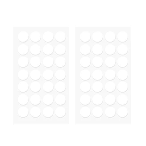 お休み中の美肌ケアパック ポイントケア 56枚入 フェイスケア パック 簡単ケア  palette-store01 03