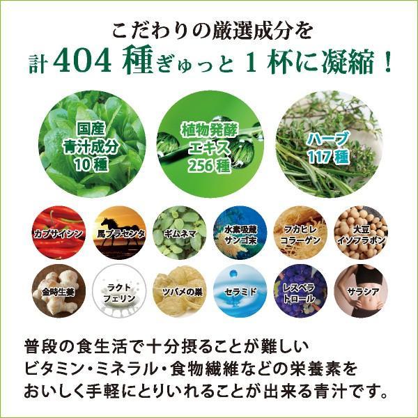 フフスゥおいしい青汁 青汁 健康飲料 置き換えダイエット ハーブ 国産 植物発酵エキス 水素 palette-store01 06