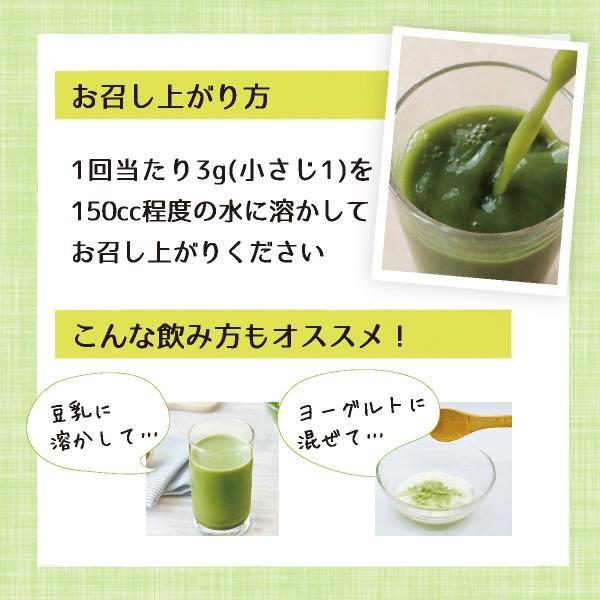 フフスゥおいしい青汁 青汁 健康飲料 置き換えダイエット ハーブ 国産 植物発酵エキス 水素 palette-store01 08