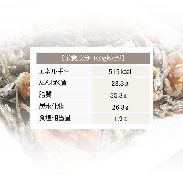 セール 美味 おつまみ 小魚くるみ 約320g 国産 カルシウム いりこ 珍味 ナッツ くるみ 訳あり 送料無料 得トクセール お取り寄せグルメ わけあり q1 送料無料|palm-gift|08