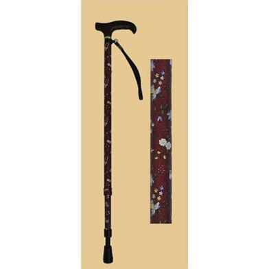 クッション付伸縮杖 V06204|panastick
