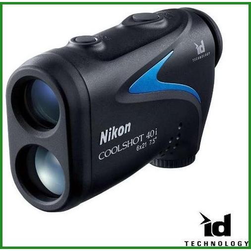 Nikon(ニコン) ゴルフ用レーザー距離計 COOLSHOT クールショット40i b03