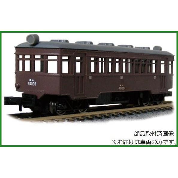 津川洋行 Nゲージ 車両シリーズ キハ40000 動力付 (鉄道省色) 14011|b03