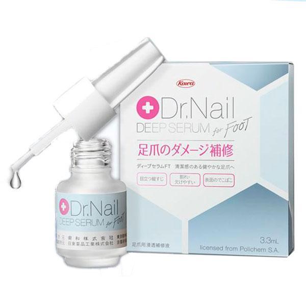 興和(コーワ) Dr.Nail DEEP SERUM for FOOT ドクターネイル ディープセラム 足爪用 3.3ml|b03|pandafamily