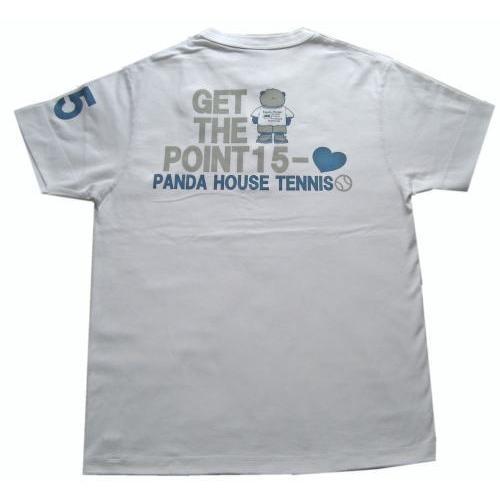半袖ヘンリーTシャツ(綿)11-181 |pandahouse|02