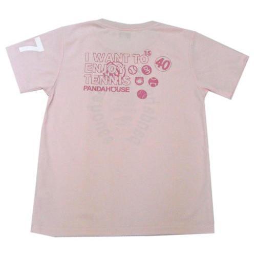 レディス半袖Tシャツ 11-712 |pandahouse|02